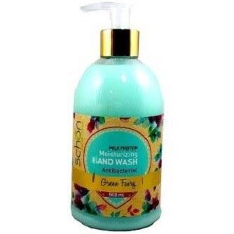 مایع دستشویی کرمی گرین فیری شون مناسب انواع پوست 500 میلی لیتر