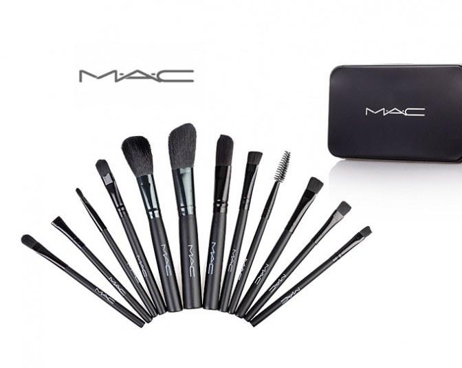 پکیج براش 12عددی MAC