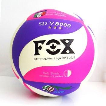 تصویر توپ والیبال فاکس SD -V 8000