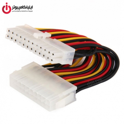 main images کابل افزایش برق ATX پاور 24 پین به طول 30 سانتی متر