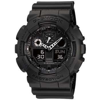 عکس ساعت عقربه ای دیجیتال مردانه CASIO Casio Watch G-Shock GA-100-1A1DR ساعت-عقربه-ای-دیجیتال-مردانه-casio