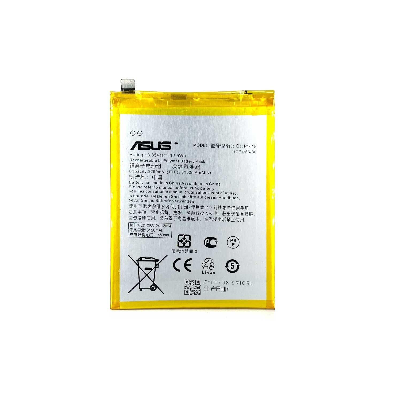 تصویر باتری گوشی ایسوس ASUS Zenfone 4 ZE554KL با کد فنی C11P1618