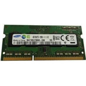 رم لپ تاپ DDR3 تک کاناله ۱۶۰۰ مگاهرتز CL11 سامسونگ مدل  PC3 ظرفیت 4 گیگابایت  