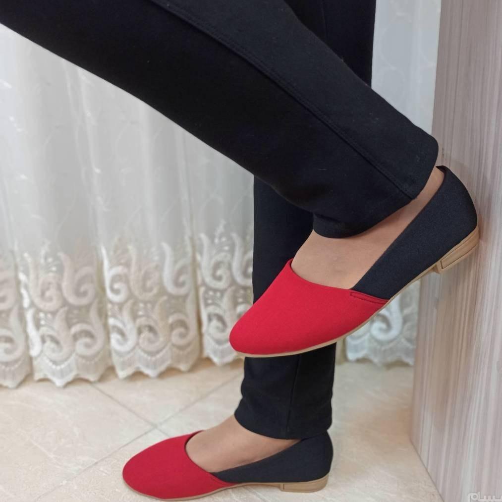 کفش کالج راحتی زنانه