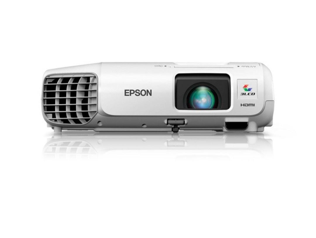 تصویر ویدئو پروژکتور EPSON مدل POWERLITE 99W