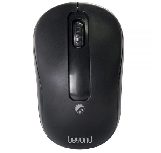 تصویر ماوس بیسیم بیاند مدل BM-1750 RF ماوس بیاند BM-1750 RF Wireless Mouse