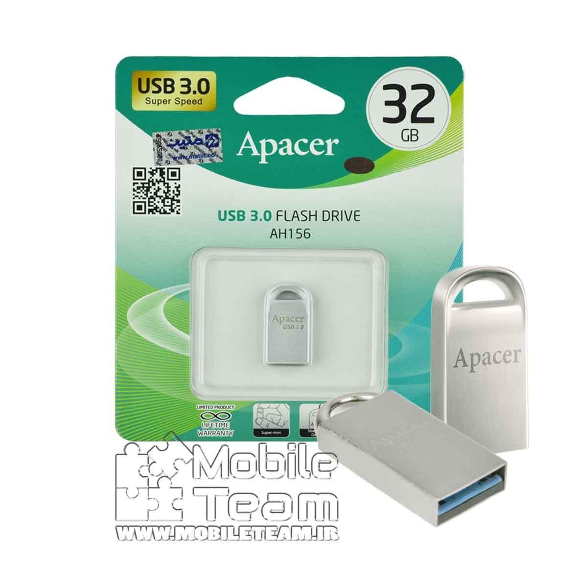 تصویر فلش مموری AP 156 32G USB3