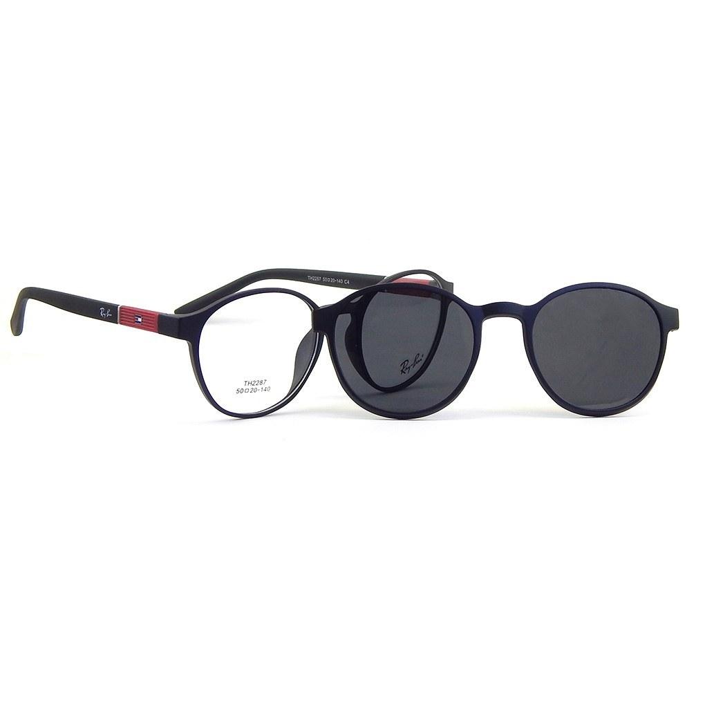 تصویر عینک طبی آفتابی (کاوردار مگنتی) Rayban TH2287