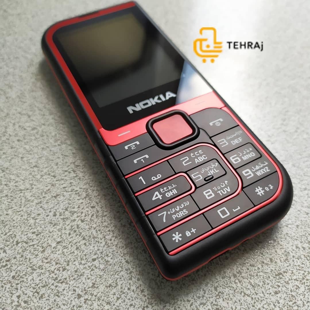 عکس گوشی موبایل دکمه ای نوکیا ال سیصد nokia L300 x funny طرح اصلی nokia l300 x funny dual sim high copy red black گوشی-موبایل-دکمه-ای-نوکیا-ال-سیصد-nokia-l300-x-funny-طرح-اصلی