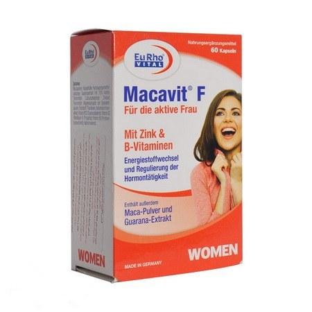 کپسول ماکاویت اف / Macavit F |