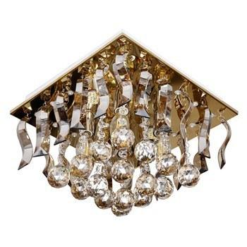 لوستر سقفی چشمه نور کد A6638/30-30-S | Cheshmeh Noor A6638/30-30-S Ceiling Chandelier