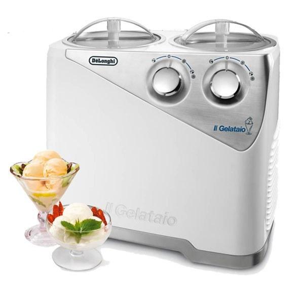تصویر بستنی ساز دلونگی مدل ICK8000 Delonghi ICK8000 Ice Cream Maker