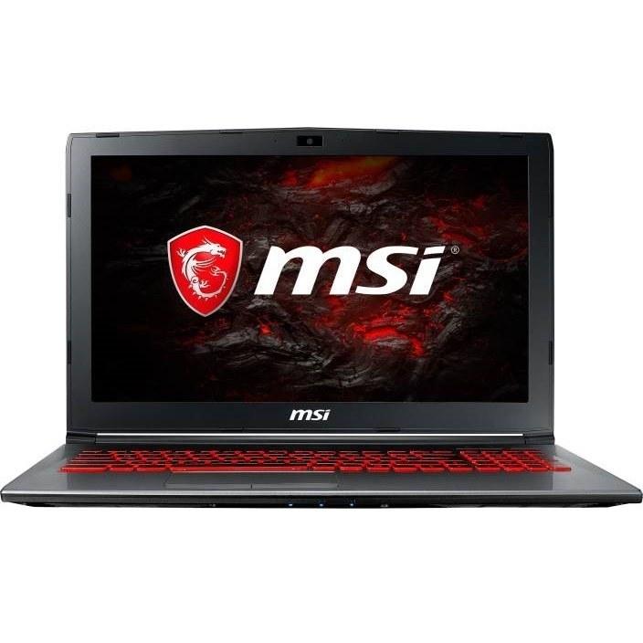 MSI GV62-7RD | 15 inch | Core i7 | 4GB | 1TB | 4GB | لپ تاپ ۱۵ اینچ  ام اس آی GV62-7RD