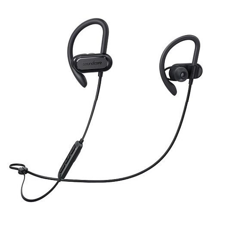 عکس هدفون ورزشی بی سیم Soundcore Spirit X 2019 ، هدفون بلوتوث با محافظ ضد آب IP68 ، SweatGuard ، Thumping Bass ، 18H Playtime ، گوشواره های بی سیم برای بدنسازی ، در حال اجرا ، تمرین Soundcore Spirit X 2019 Version Wireless Sports Earphones, Bluetooth Headphones with IP68 Waterproof Protection, SweatGuard, Thumping Bass, 18H Playtime, Wireless Earbuds for Gym, Running, Workout هدفون-ورزشی-بی-سیم-soundcore-spirit-x-2019-هدفون-بلوتوث-با-محافظ-ضد-اب-ip68-sweatguard-thumping-bass-18h-playtime-گوشواره-های-بی-سیم-برای-بدنسازی-در-حال-اجرا-تمرین