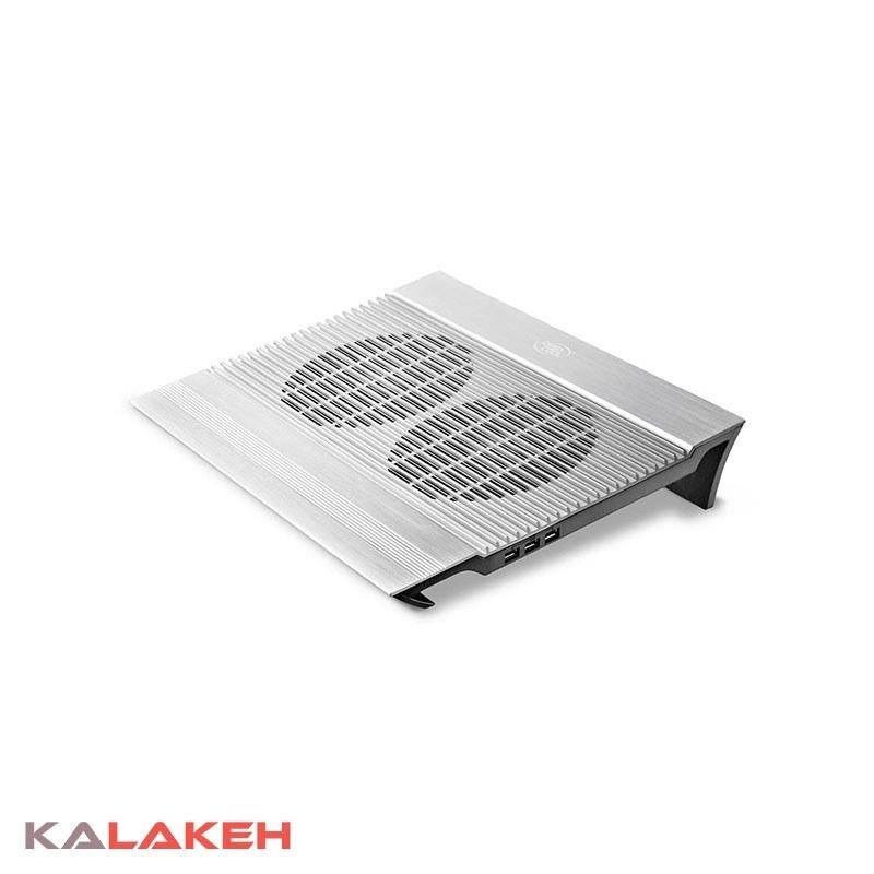 تصویر پایه خنک کننده لپتاپ دیپ کول مدل N8 Silver