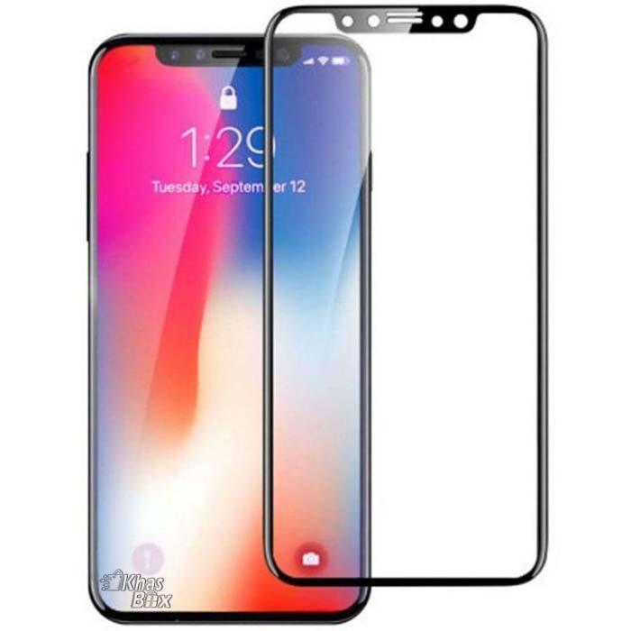 main images گلس اپل مات نانو پلیمری Iphone X/XS Apple Iphone Iphone X XS Full screen Matte polymer Glass