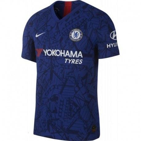 پیراهن پلیری اول تیم چلسی فصل Chelsea 2019-20 Home Soccer Jersey