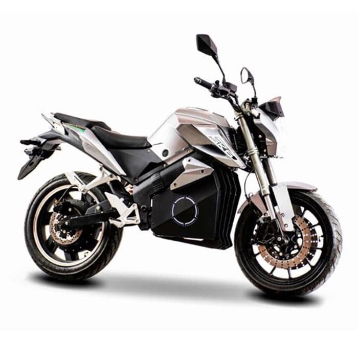 تصویر موتورسیکلت برقی توسن مدل 6000W SK6 سال 1399