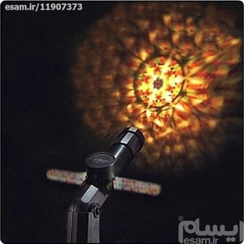 کیت پرژکتور رنگارنگ کالیدوسکوپ (kaleidoscope) |