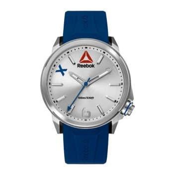 ساعت مچی آنالوگ ریبوک مدل FlashLine Blue Silicone