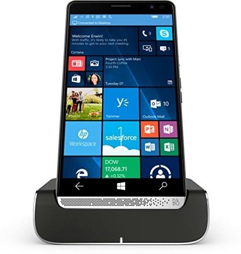 | HP Elite x3 and Elite x3 Desk Dock 4G 64GB Qcomm SD820 X 9U42UT#ABA