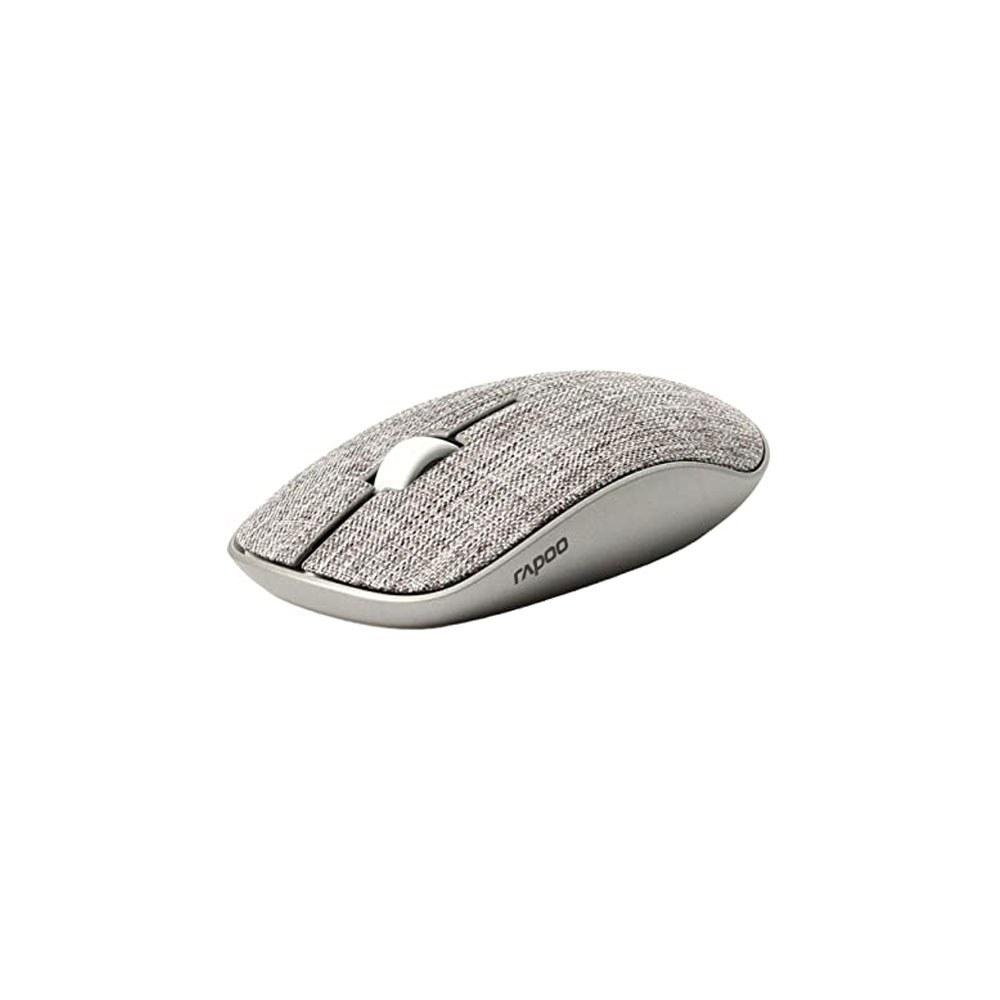 تصویر ماوس بی سیم رپو مدل Rapoo M200 Plus Silent Rapoo M200 Silent Wireless Mouse