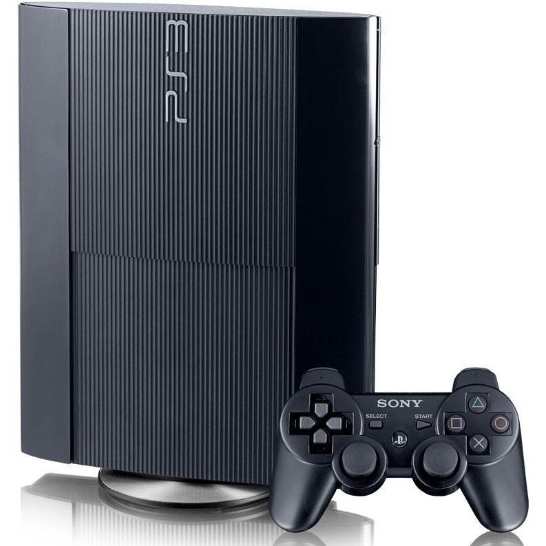 تصویر کنسول بازی سونی پلی استيشن 3 با حافظه 12 گیگابایت کنسول خانگی سونی PlayStation 3 12GB Game Console