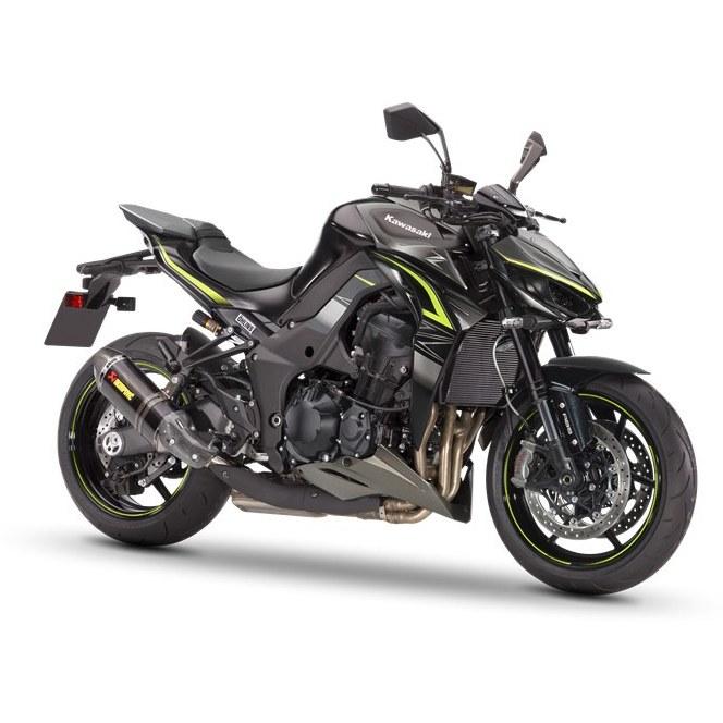 main images موتورسیکلت کاوازاکی مدل Z1000 سال 2018