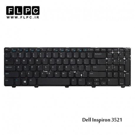 تصویر کیبورد لپ تاپ دل Dell Inspiron 3521 Laptop Keyboard