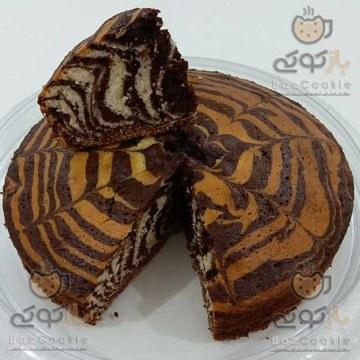 زبرا کیک |