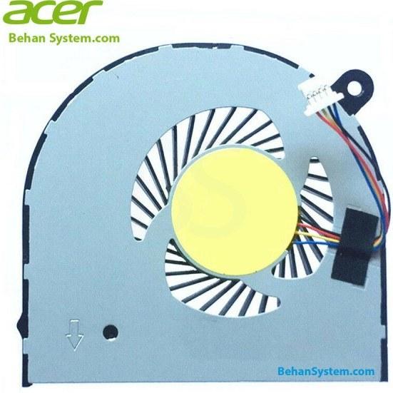 تصویر فن پردازنده لپ تاپ Acer مدل Aspire Nitro VN7-571 چهار سیم / DC05V
