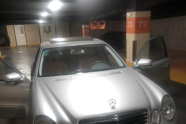خودرو بنز، e200، 1387