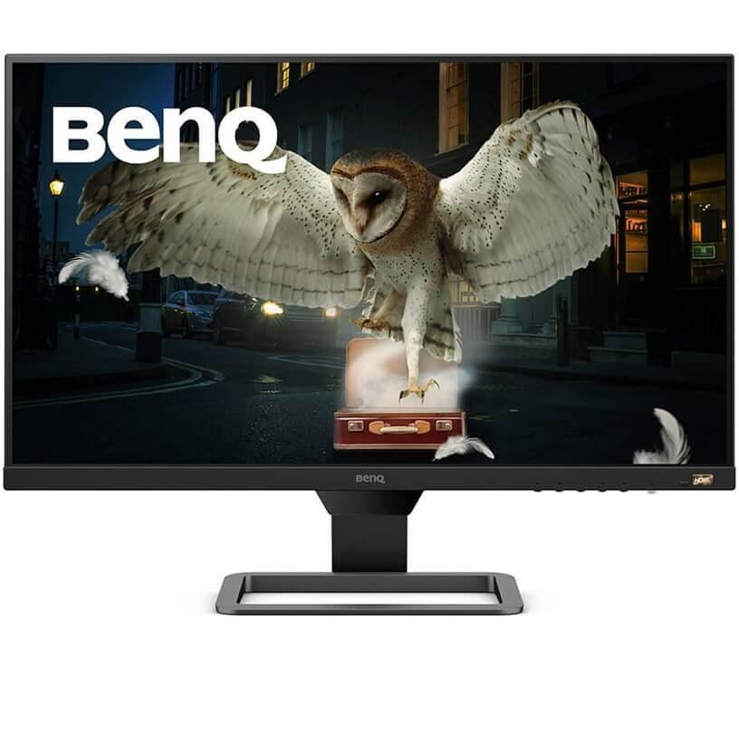 تصویر مانیتور بنکیو مدل EW2480 سایز 24 اینچ EW2480 23.8 inch 1080p Multimedia Monitor