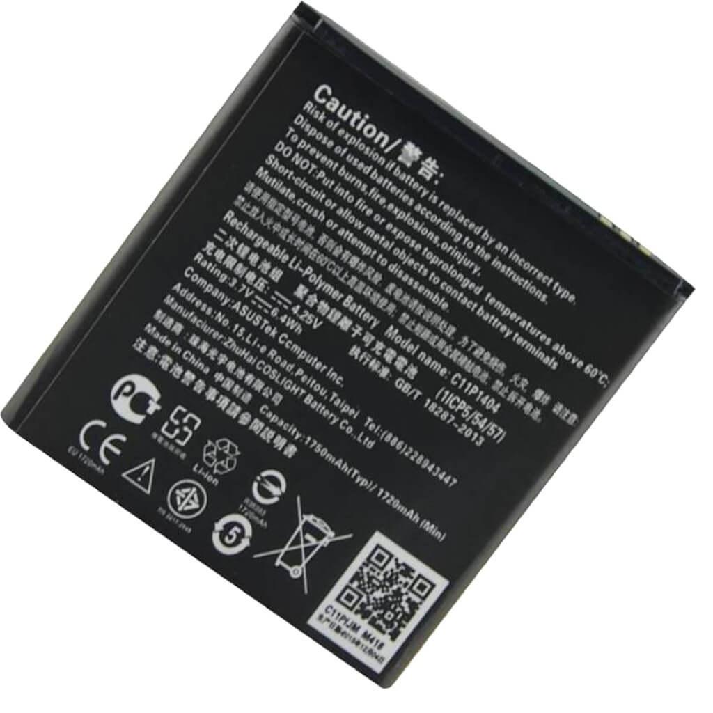 تصویر باتری ایسوس Asus Zenfone 4 A450CG مدل C11P1404 ا battery Asus Zenfone 4 A450CG model C11P1404 battery Asus Zenfone 4 A450CG model C11P1404