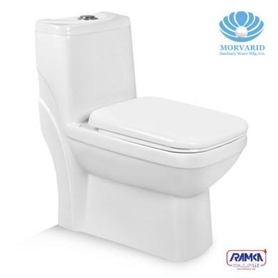 توالت فرنگی مروارید مدل یاریس |