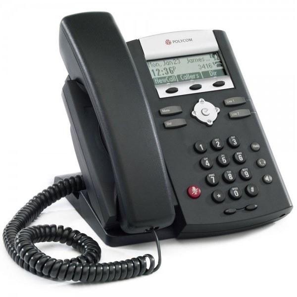 گوشی تلفن تحت شبکه پلی کام  Polycom ip331