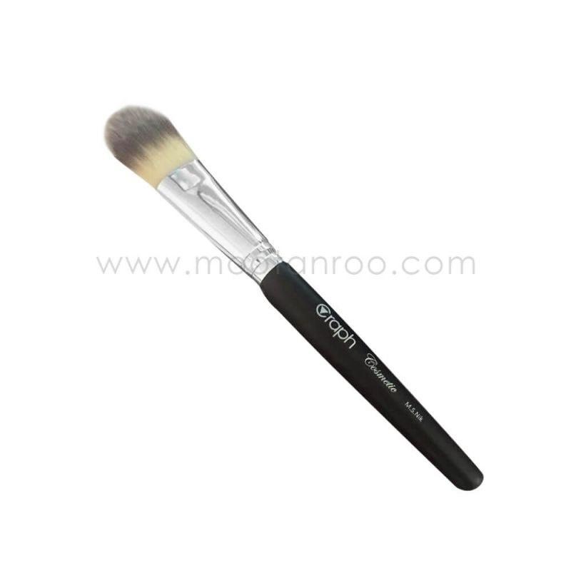قلم موی آرایشی زبان گربه ای مناسب فون زنی گراف