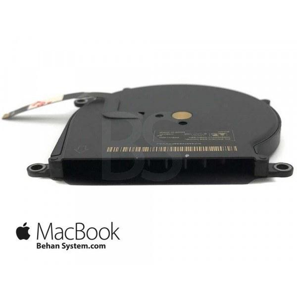 "تصویر فن پردازنده مک بوک ایر 11 اینچ A1370 مدل MC505 CPU FAN Apple MacBook Air 11"" A1370 (Late 2010) MC505"