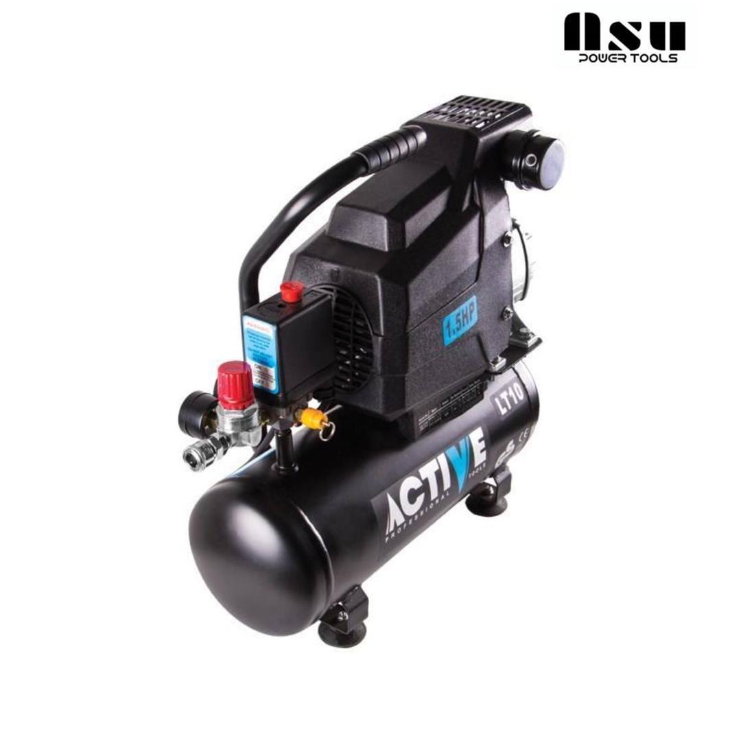 تصویر کمپرسور باد 10 لیتری اکتیو مدل AC-1110 Active Air Compressor Model AC-1110