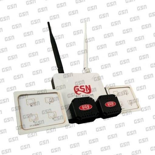 تصویر بسته خانه هوشمند گیتی سگالی نو مدل GSN1