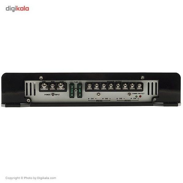 تصویر آمپلی فایر خودرو ام بی آکوستیکس مدل MBA-49000BX MB Acoustics MBA-49000BX Car Amplifier