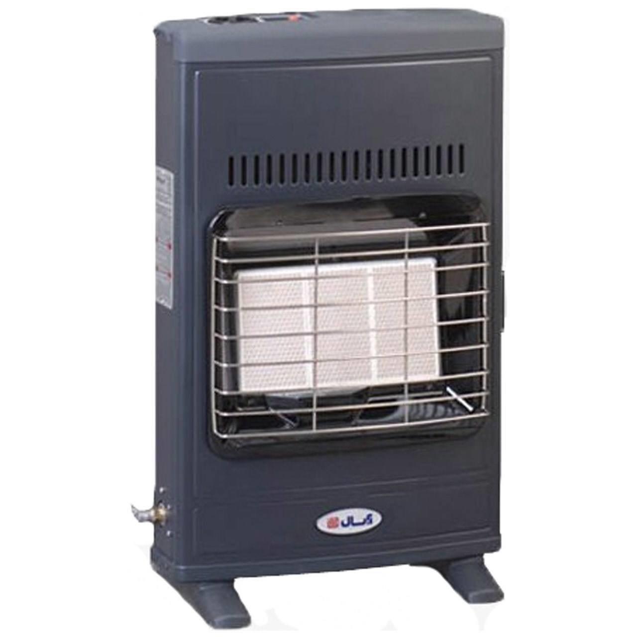 بخاری گازی آبسال مدل 438LPG   Absal 438LPG Gas Heater
