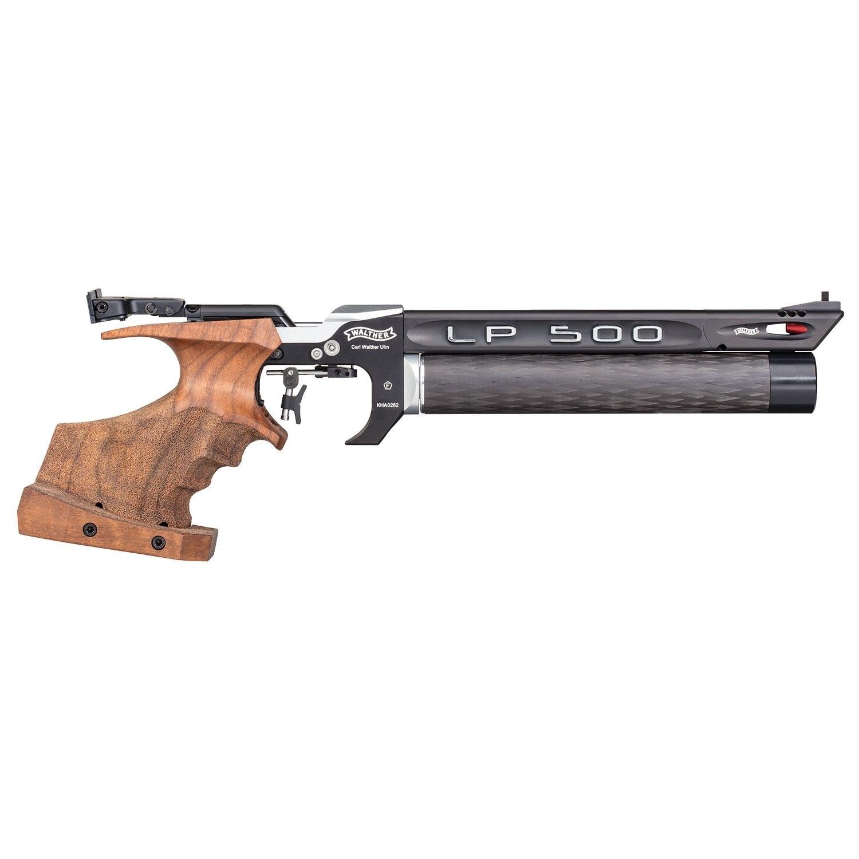 تصویر تپانچه مسابقاتی والتر ال پی 500 | Walther LP500 Competition Pistol