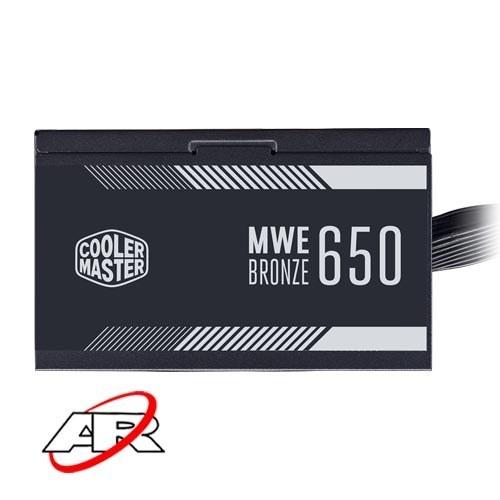 image پاور کولر مستر مدل MWE BRONZE 650W