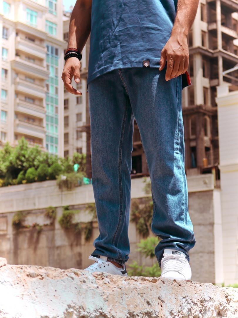 شلوار جین مردانه کد ۰۱  