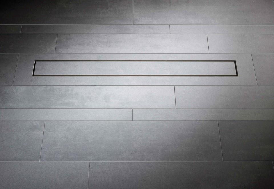 تصویر کفشور استیل خطی ۱۲۰ سانتی متری آلبرتونی