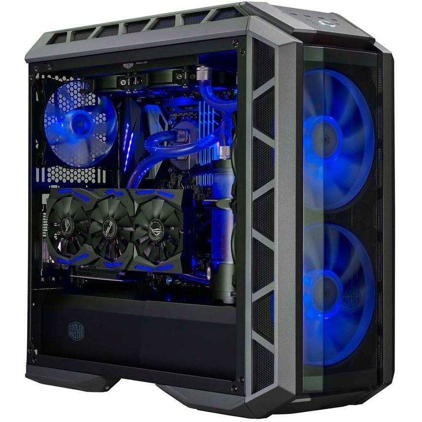 تصویر کیس کامپیوتر کولر مستر مدل MasterCase H500P