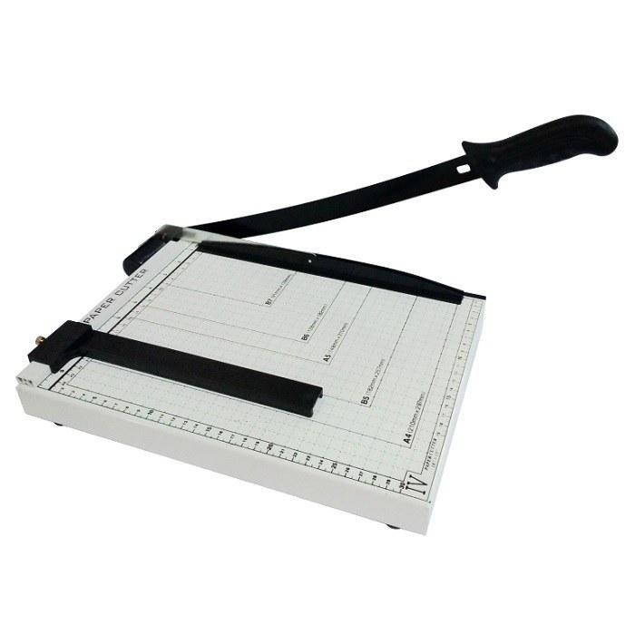 کاتر و دستگاه برش دستی کاغذ سایز A4
