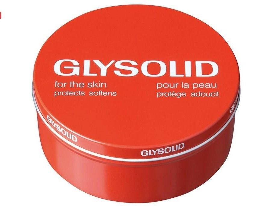تصویر کرم مرطوب کننده گلیسولید حجم 250 میل Glyceride moisturizing cream glysolid