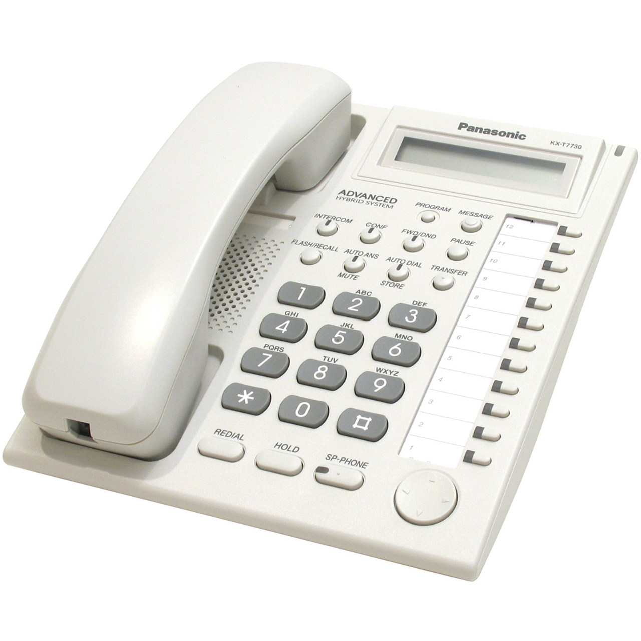 تصویر تلفن سانترال پاناسونیک مدل KX-T7730X
